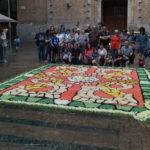 festes… Vila de Gràcia 2018jun03 Plaça Virreina Catifa Corpus