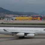 spotting… aeroport Barcelona-El Prat 2018jun10 Cathay Mahan Air